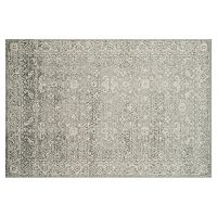 Safavieh Evoke Jenny Distressed Framed Floral Rug