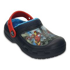 Crocs Marvel Avengers Lined Kids' Clogs
