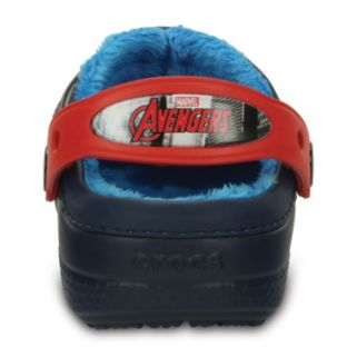 Crocs Marvel Avengers Lined Kids' Clogs