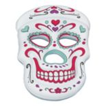 Swimline Sugar Skull Inflatable Pool Float