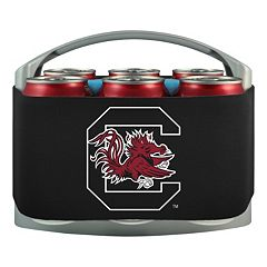 South Carolina Gamecocks 6-Pack Cooler Holder