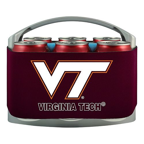 Virginia Tech Hokies 6-Pack Cooler Holder