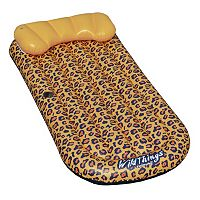 Swimline Wildthings Cheetah Lounge Pool Float Mattress