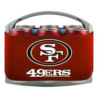San Francisco 49ers 6-Pack Cooler Holder