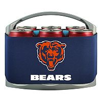 Chicago Bears 6-Pack Cooler Holder