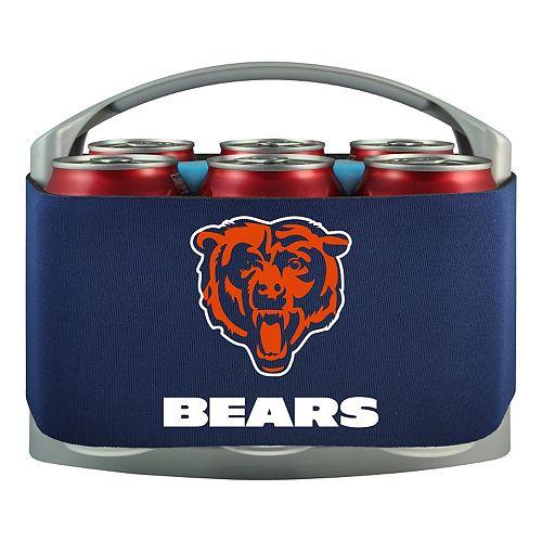 Chicago Bears 6-Pack Cooler Holder