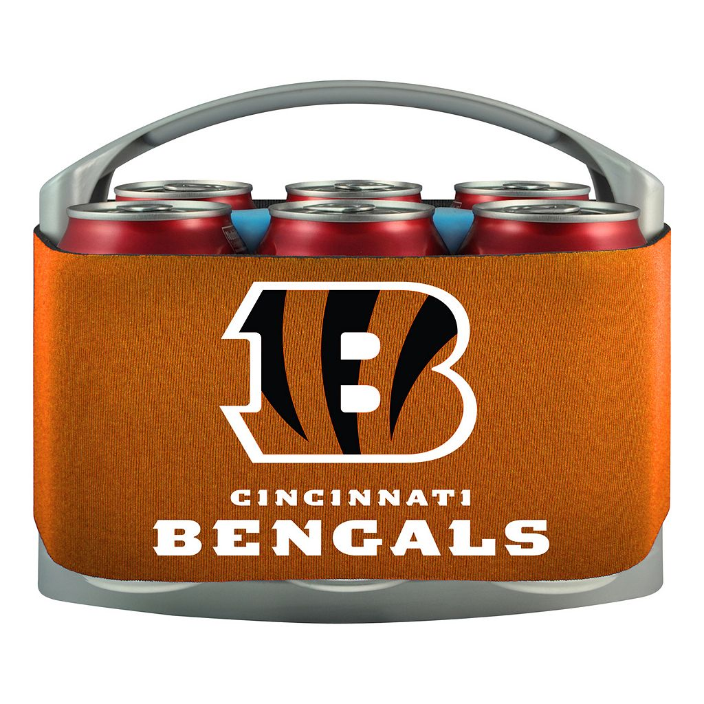 Cincinnati Bengals 6-Pack Cooler Holder