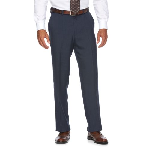 & Tall Croft & Barrow® True Comfort Classic-Fit Opticool Dress Pants