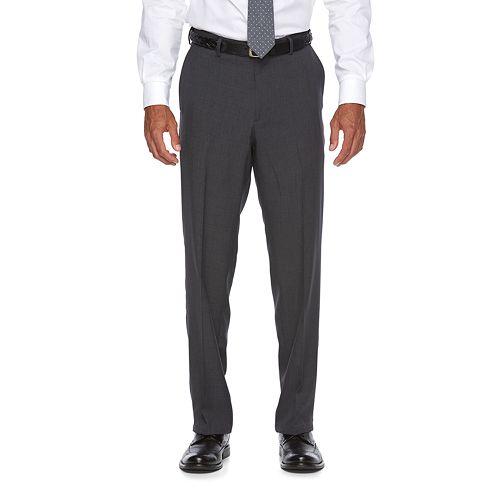 Big & Tall Croft & Barrow® True Comfort Classic-Fit Opticool Dress Pants