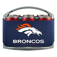 Denver Broncos 6-Pack Cooler Holder