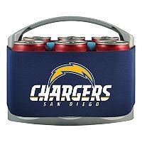 San DiegoChargers 6-Pack Cooler Holder