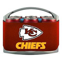 Kansas City Chiefs 6-Pack Cooler Holder