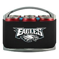 Philadelphia Eagles 6-Pack Cooler Holder