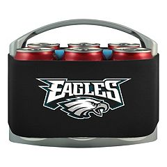 Philadelphia Eagles 6-Pack Cooler Holder