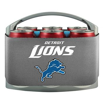 Detroit Lions 6-Pack Cooler Holder
