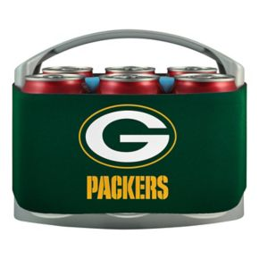 Green Bay Packers 6-Pack Cooler Holder