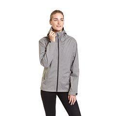 Women's Champion Hooded Waterproof Rain Jacket
