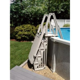 Vinyl Works Neptune A-Frame Entry System for Above-Ground Pools