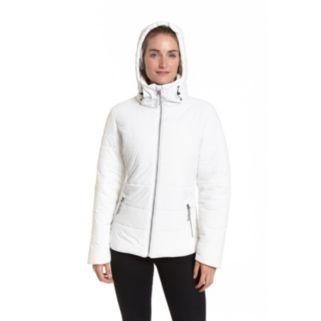 Women's Champion Puffer Hooded Jacket