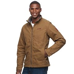 Men's Columbia Beacon Stone Omni-Shield Sherpa-Lined Jacket