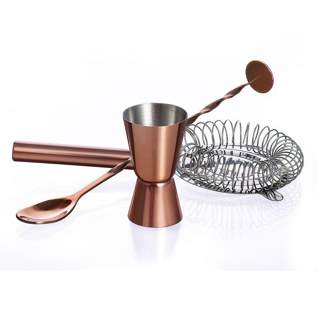 Luminarc Bar Craft Cocktail Shaker Accessory Set