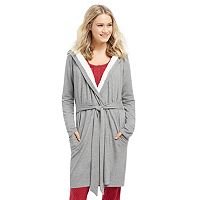 Maternity Oh Baby by Motherhood™ Sherpa Robe