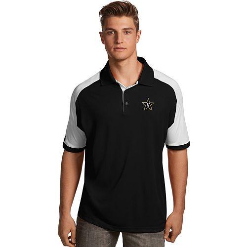 Men's Antigua Vanderbilt Commodores Century Polo