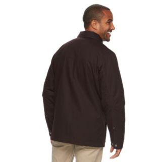 Men's Columbia Beacon Stone Omni-Shield Flannel Coat