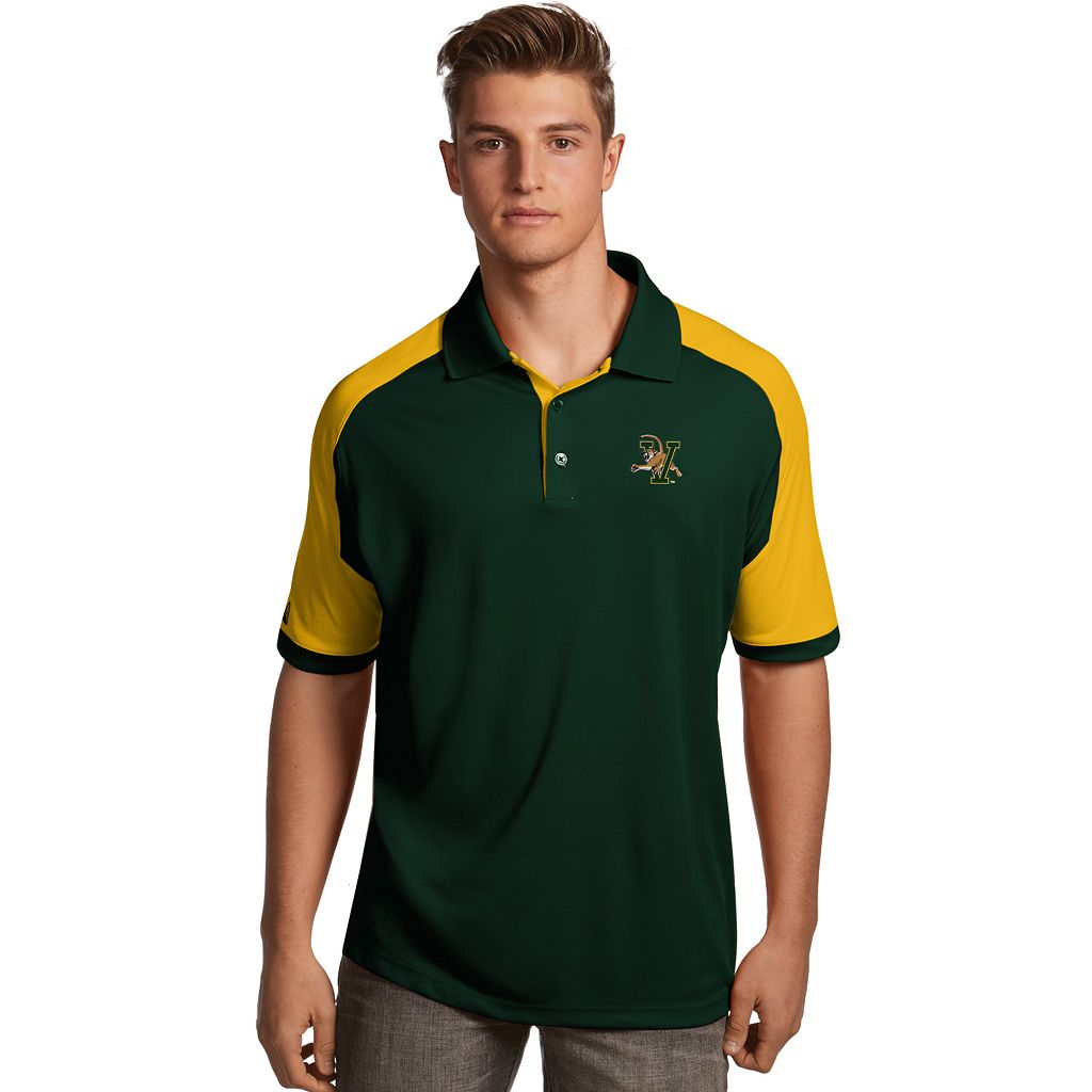 Men's Antigua Vermont Catamounts Century Polo