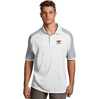 Men's Antigua Virginia Tech Hokies Century Polo