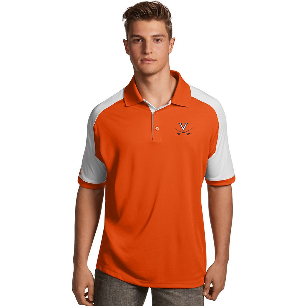 Men's Antigua Virginia Cavaliers Century Polo