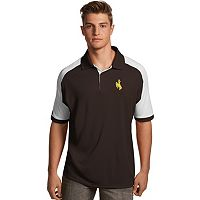 Men's Antigua Wyoming Cowboys Century Polo