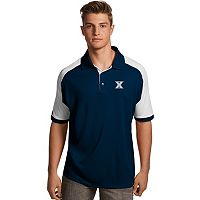Men's Antigua Xavier Musketeers Century Polo