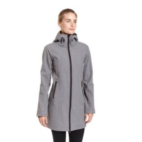 Women's Champion Hooded Softshell Jacket