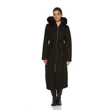 Women's Braetan Hooded Long Coat