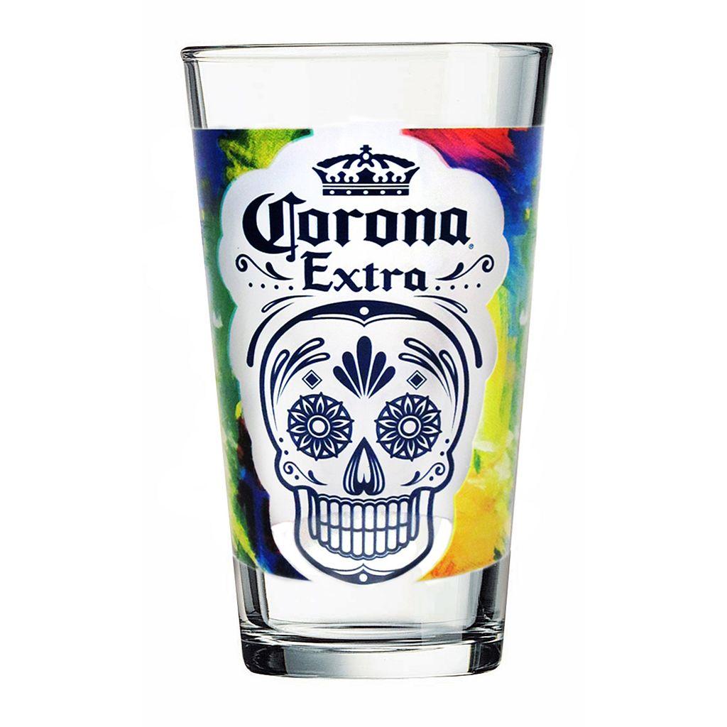 Luminarc Corona Day of the Dead 4-pc. Pint Glass Set