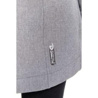 Plus Size Champion Hooded Softshell Jacket