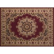 United Weavers Dallas Framed Floral 4 pc Rug Set