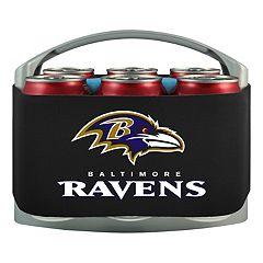 Baltimore Ravens 6-Pack Cooler Holder