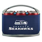 Seattle Seahawks 6-Pack Cooler Holder