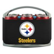 Pittsburgh Steelers 6-Pack Cooler Holder