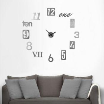 Umbra Numbra Collage Wall Clock
