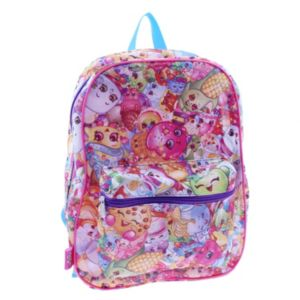 Girls Shopkins Pals Graphic Backpack