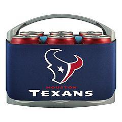 Houston Texans 6-Pack Cooler Holder