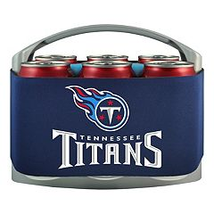 Tennessee Titans 6-Pack Cooler Holder