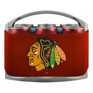 Chicago Blackhawks 6-Pack Cooler Holder