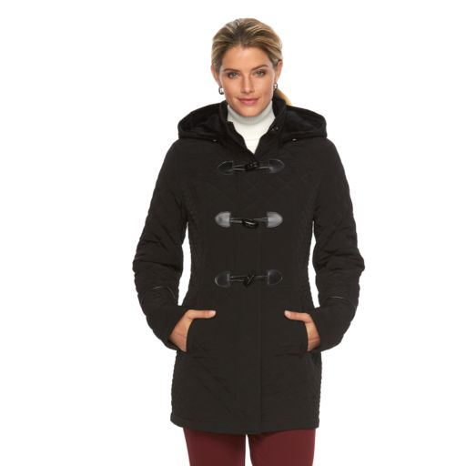 Women's Braetan Hooded Toggle Quilted Jacket