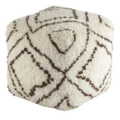 Decor 140 Ormlero Wool Pouf