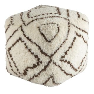 Decor 140 Ormlero Wool Pouf