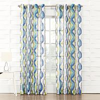 No918 Navarro Window Curtain